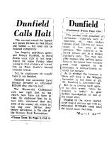 Dunfield-Calls-Halt-March-22-Year-Source-Unknown