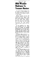 Mild-Weather-Hindrance-To-Treasure-Hunters-Feb-16-UnknownYear-Source