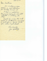 Note-To-Dad-From-Joe-Carsley-Dec-6-1966-Furneaux