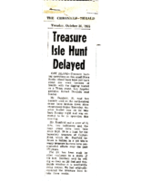 The-Chronical-Herald-Oct-26-1965-Treasure-Isle-Hunt-Delayed