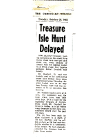 The-Chronical-Herald-Oct-26-1965-Treasure-Isle-Hunt-Delayed