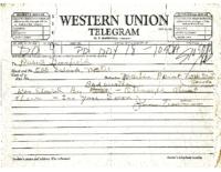 WesternUnionTelegram-To-Dunfield